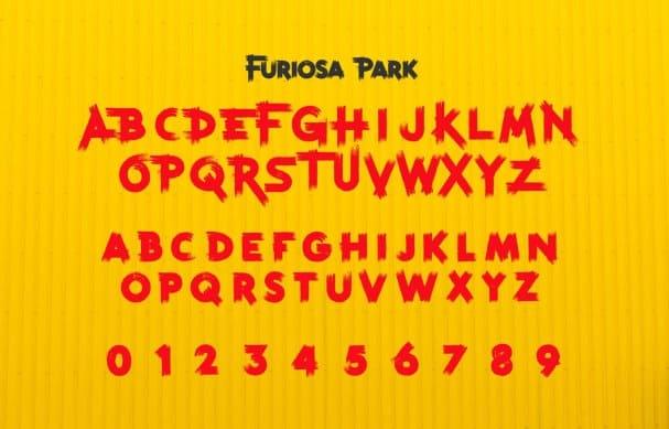 Download Furiosa font (typeface)