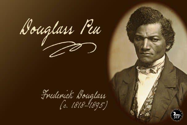 Download Douglass Pen font (typeface)