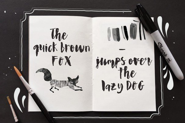 Download Patrick Pie font (typeface)