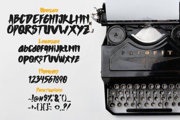 Download Mons Typeface font (typeface)