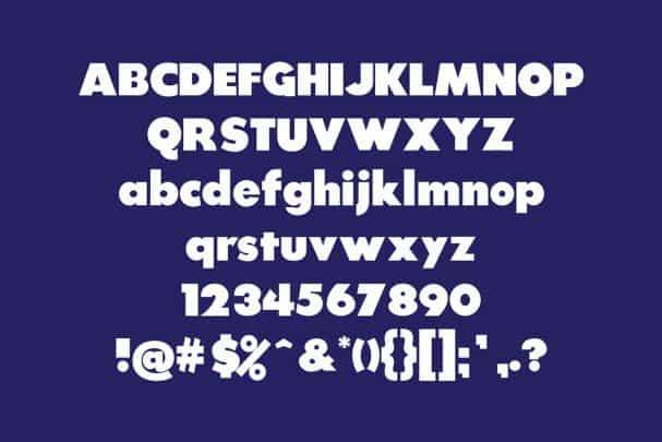 Download Kabadi font (typeface)
