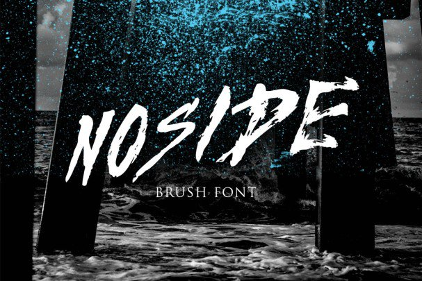 Download Noside Typeface font (typeface)