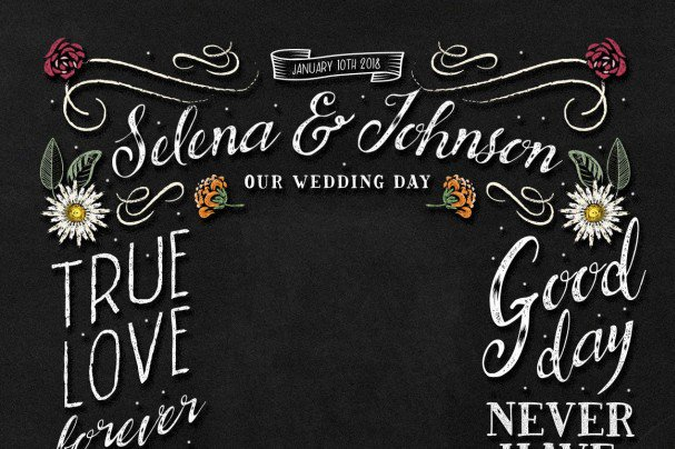 Download BrideChalk Typeface font (typeface)