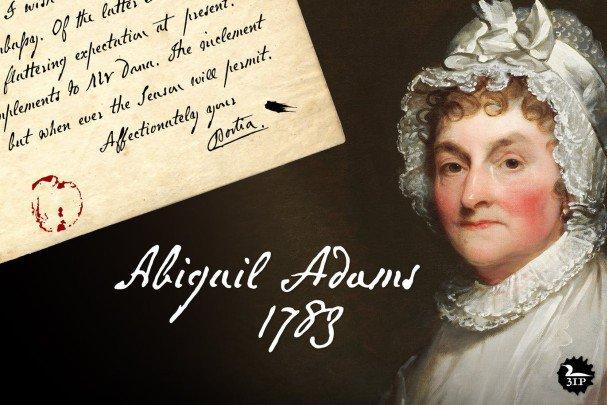Download Abigail Adams font (typeface)