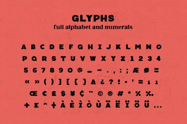 Download Neretto Sans font (typeface)