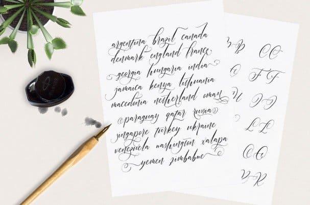 Download Halosense Script font (typeface)