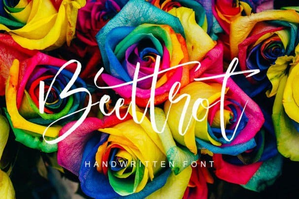 Download Beettrot font (typeface)
