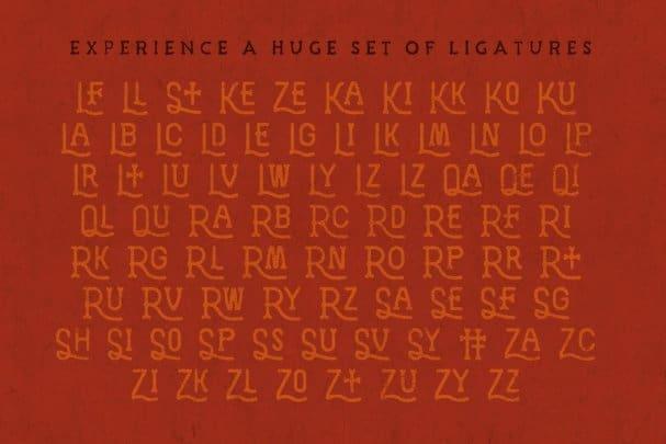 Download Zenzero Grotesk Typeface font (typeface)