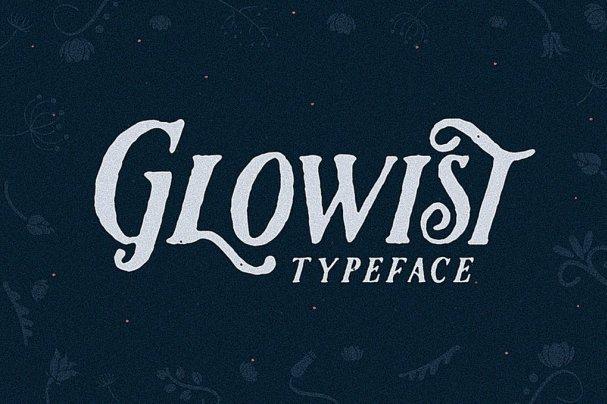 Download Glowist font (typeface)