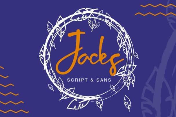 Download Jacks font (typeface)