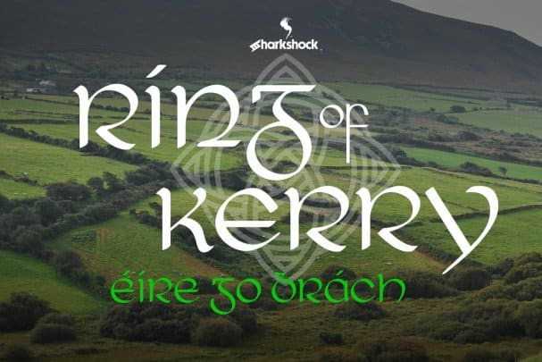 Download Ring of Kerry font (typeface)