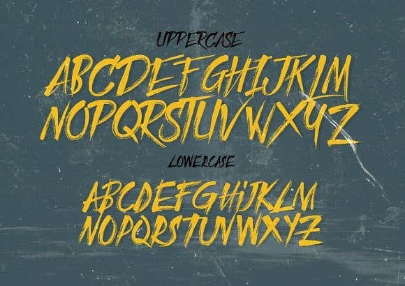 Download Gatsunaga font (typeface)