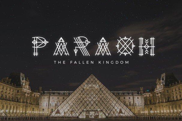 Download Paraoh - Sacred font (typeface)