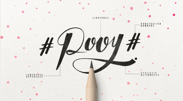 Download Qoobly Typeface font (typeface)