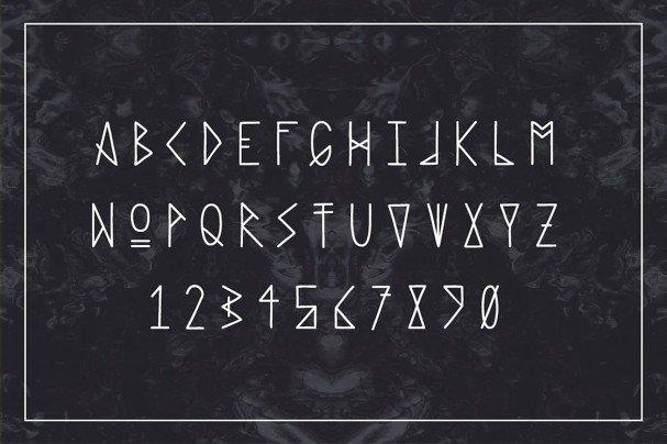 Download Haext Plain font (typeface)