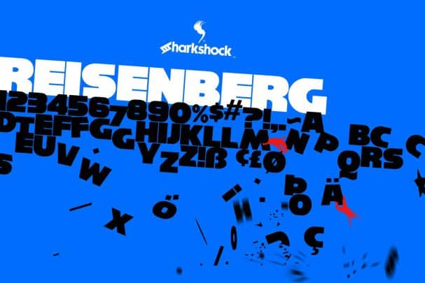 Download Reisenberg font (typeface)