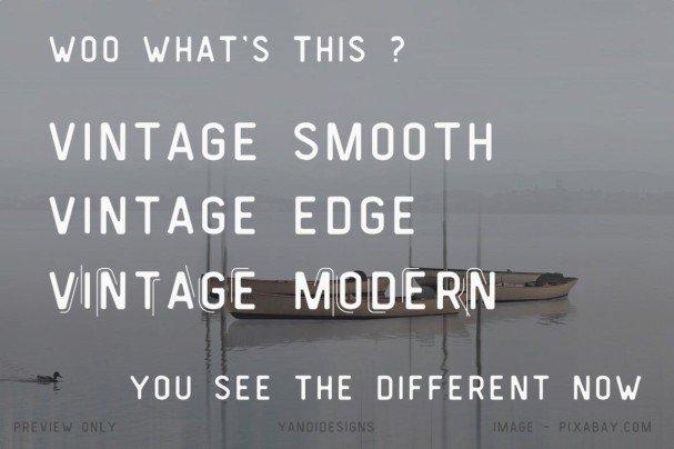 Vintage Modern Fonts font free download Ⓐ AllBestFonts com