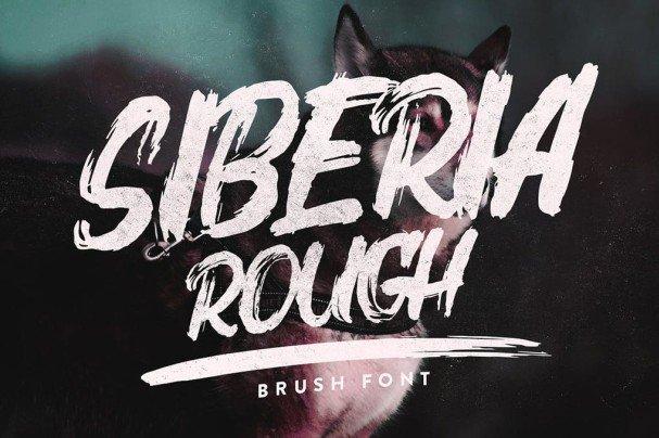 Download Siberia font (typeface)