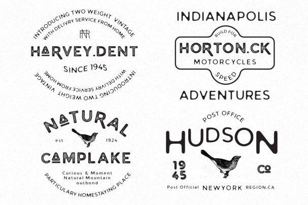 Download Postmark Typewriter font (typeface)