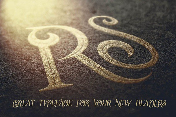 Download Flamingo - Vintage Style font (typeface)