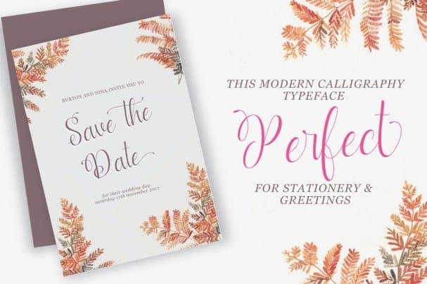 Download Ladylove Script font (typeface)