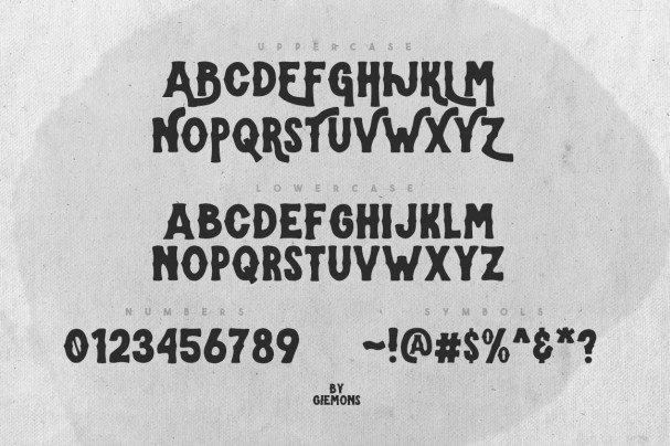 Download Elders Typeface font (typeface)