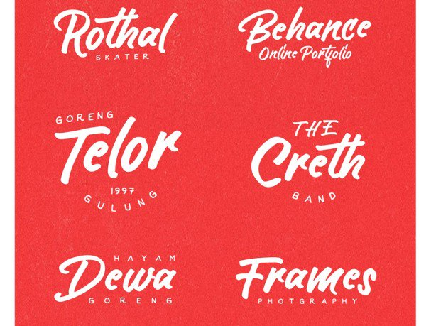 Download Author Type font (typeface)