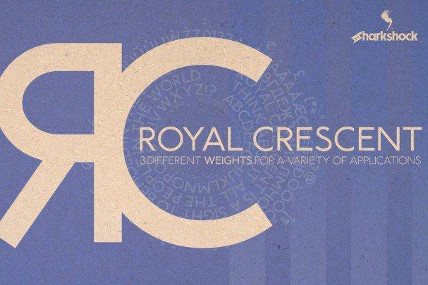 Download Royal Crescent font (typeface)
