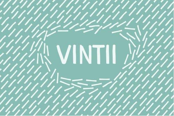 Download Vintii font (typeface)