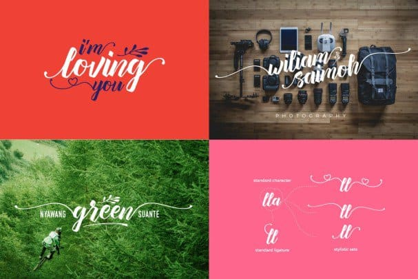 Download Hello Lary font (typeface)