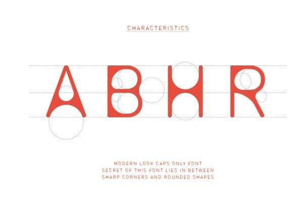 Download ENTRA font (typeface)