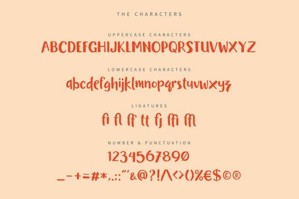 Download Book Worm Typeface font (typeface)