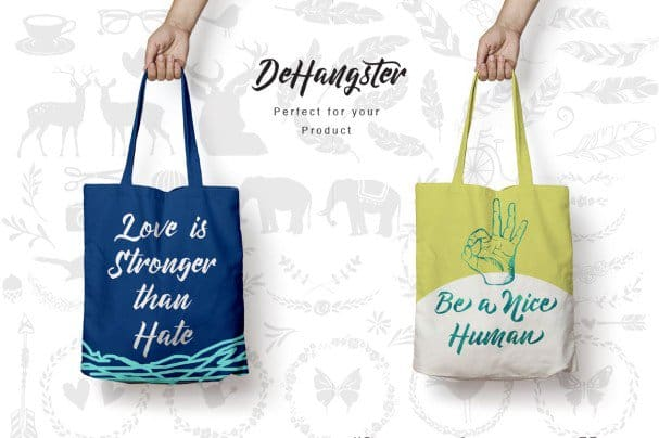 Download DeHangster Typeface font (typeface)