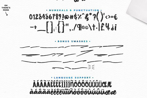 Download Campfire Stories Duo font (typeface)