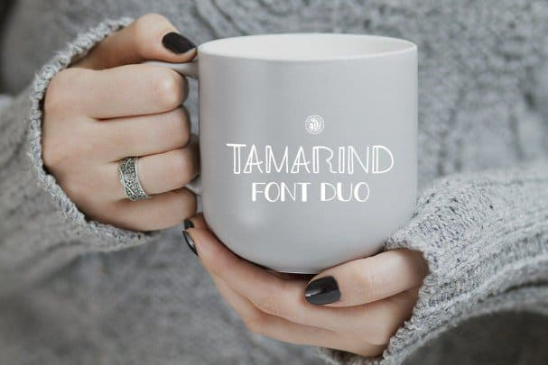 Download Tamarind Font Duo font (typeface)