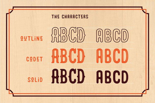 Download The Roseberry font (typeface)