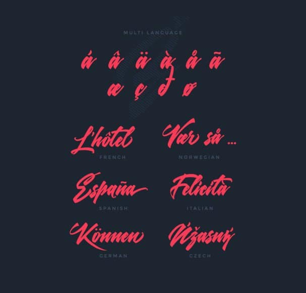 Download Emerald Script font (typeface)