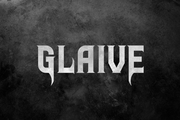 Download Glaive Typeface font (typeface)