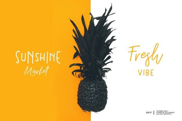 Download Its Miss Summer Font Duo font (typeface)