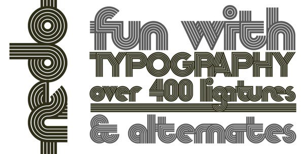 Download Nedo font (typeface)