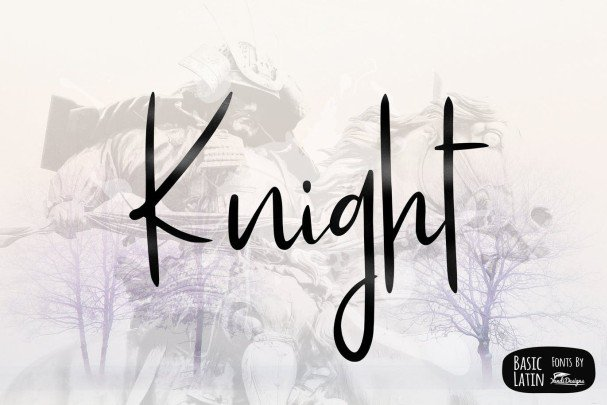 Download Knight Simple Font font (typeface)