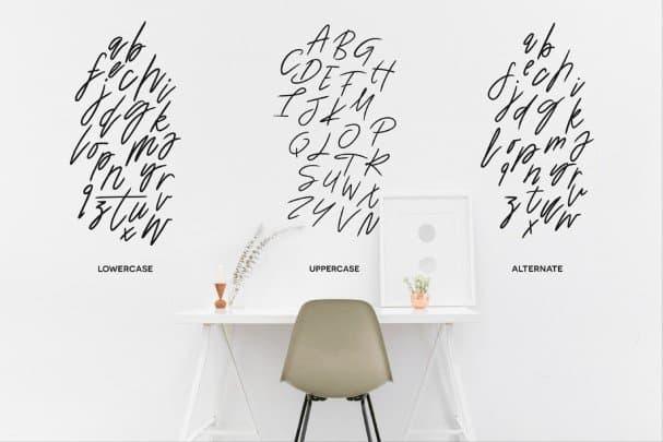 Download Katastrophe Font font (typeface)