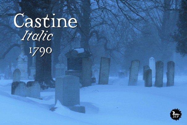 Download Castine font (typeface)