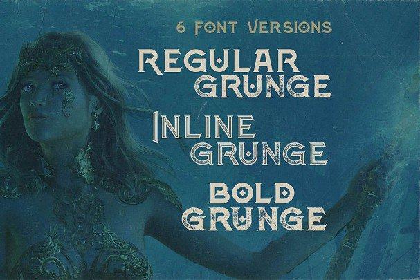 Download Atlantis - Vintage Style font (typeface)