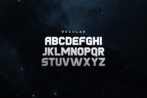 Download Derelict Typeface font (typeface)