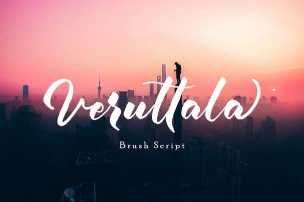 Download Veruttala font (typeface)