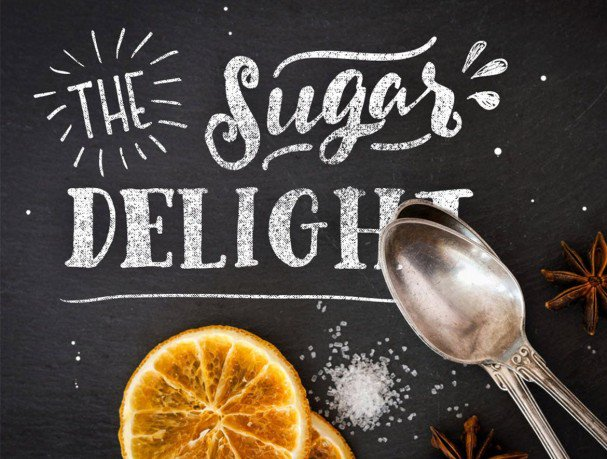 Download Delight Pack & Extra font (typeface)