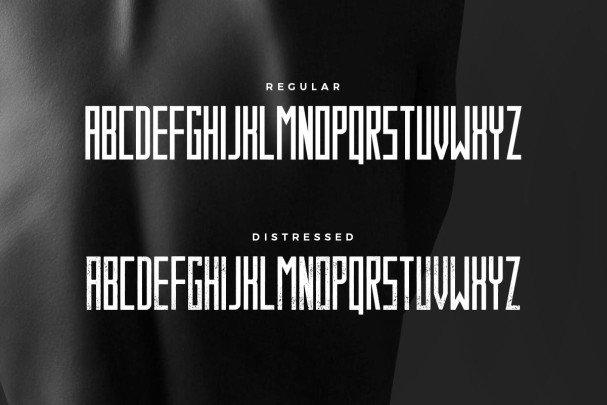 Download Behemoth Typeface font (typeface)