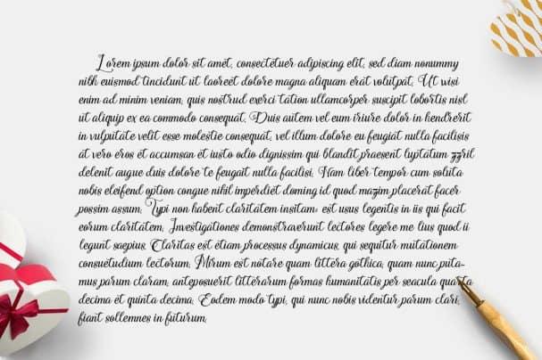 Download Adorabelle font (typeface)