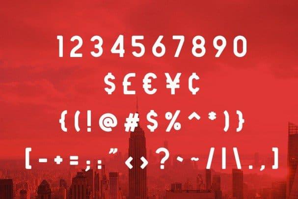 Download Roger Sans font (typeface)